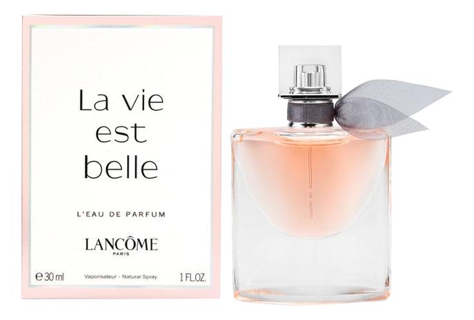 Lancome La Vie Est Belle: парфюмерная вода 30мл lancome la vie est belle set