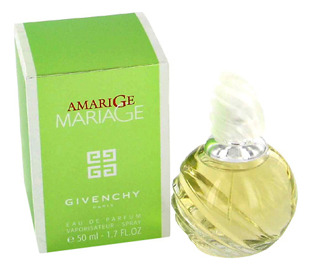 Givenchy Amarige Mariage: парфюмерная вода 50мл givenchy amarige духи 7мл