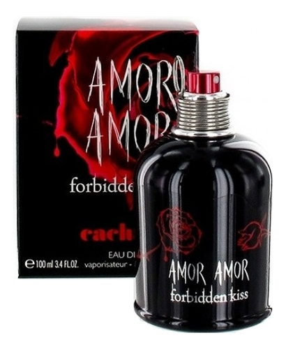 Cacharel Amor Amor Forbidden Kiss: туалетная вода 100мл cacharel amor in a flash