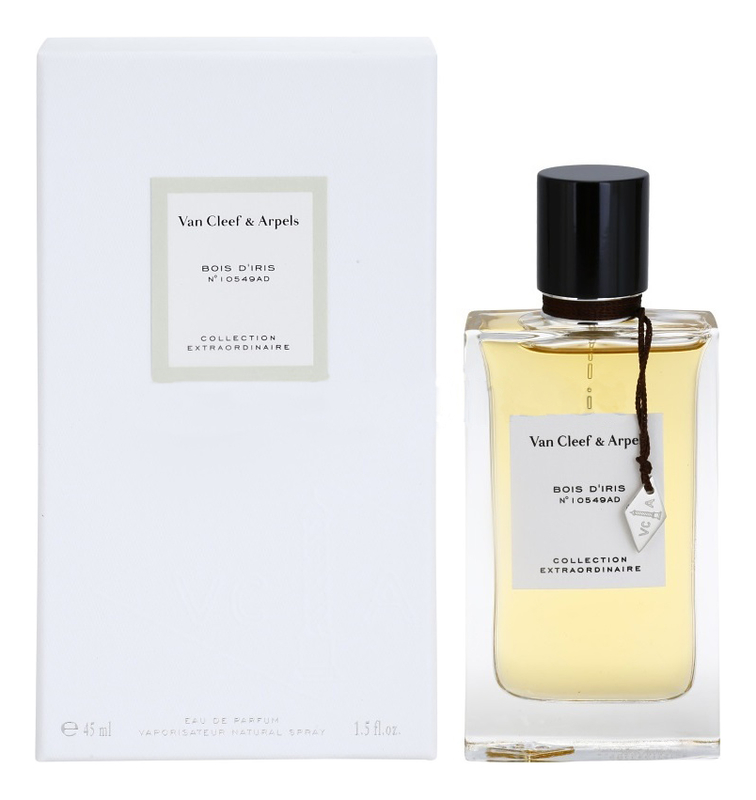 Van Cleef & Arpels Bois D'Iris: парфюмерная вода 45мл фото