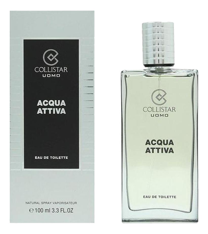 Collistar Acqua Attiva: туалетная вода 100мл collistar talasso scrub anti age купить