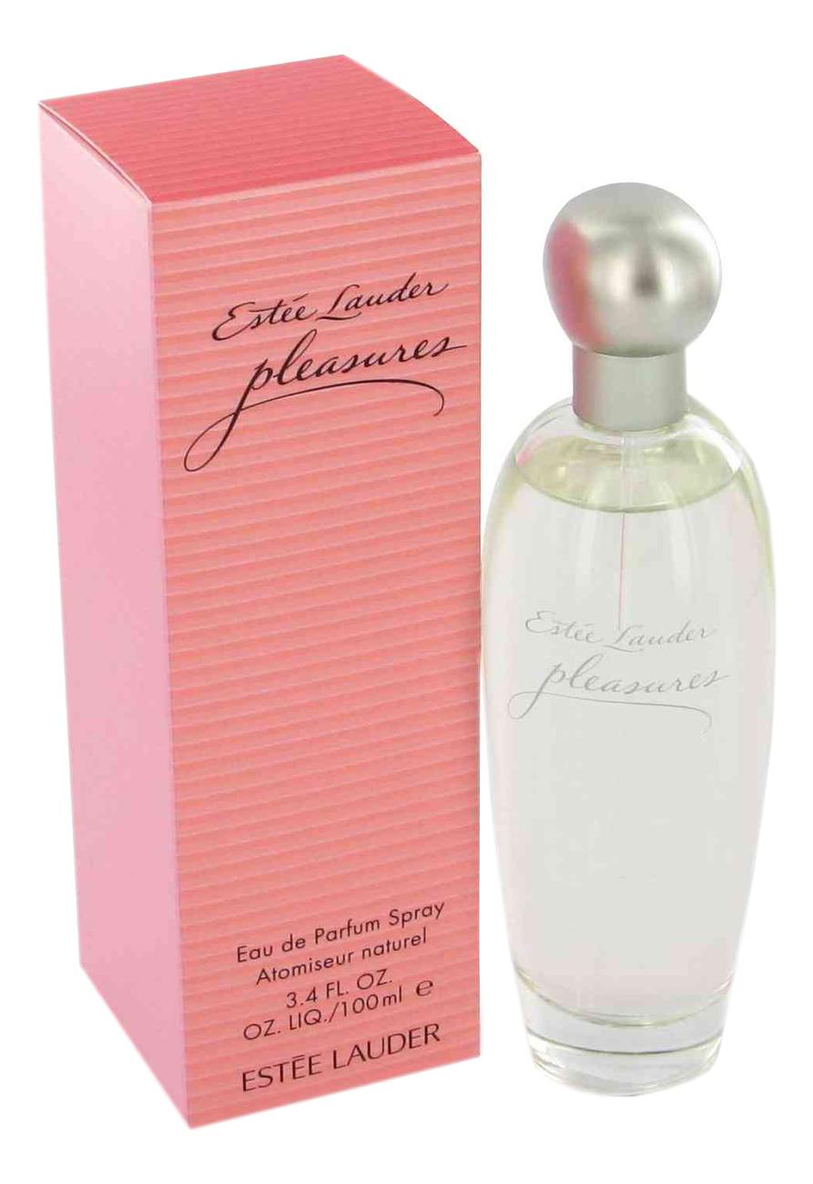 Купить Pleasures: парфюмерная вода 100мл, Estee Lauder