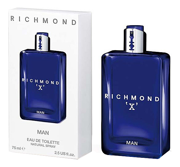John Richmond X Man: туалетная вода 75мл