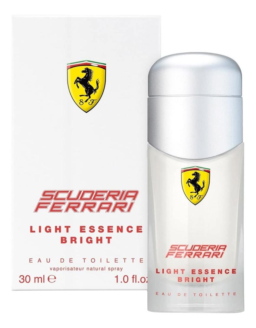 цена Ferrari Light Essence Bright: туалетная вода 30мл онлайн в 2017 году