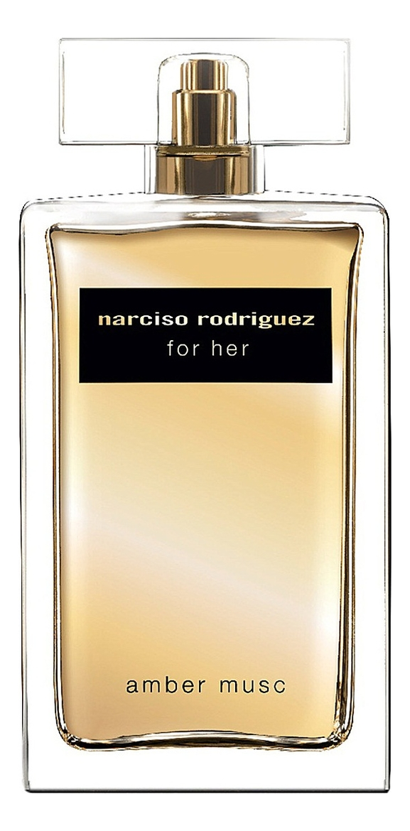 Narciso Rodriguez Amber Musc: парфюмерная вода 100мл тестер narciso rodriguez amber musc туалетные духи тестер 100 мл