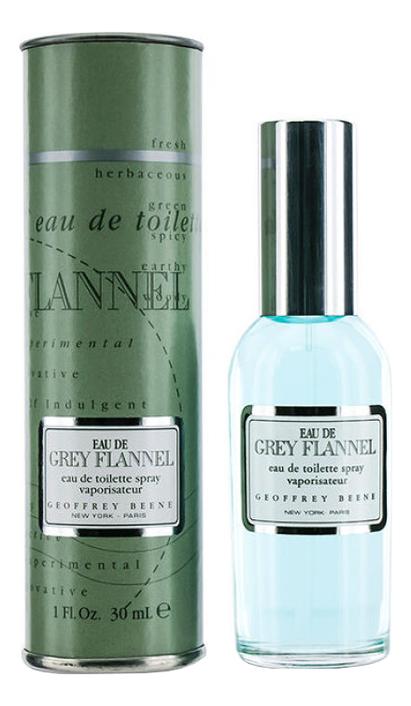 Купить Eau de Grey Flannel: туалетная вода 30мл, Geoffrey Beene