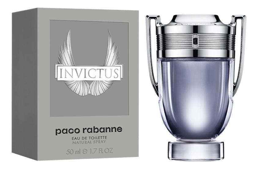Paco Rabanne Invictus: туалетная вода 50мл paco rabanne invictus туалетная вода 50мл