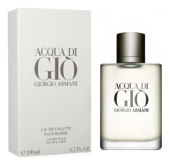 Acqua di Gio pour homme: туалетная вода 200мл acqua di gio pour homme туалетная вода 30мл