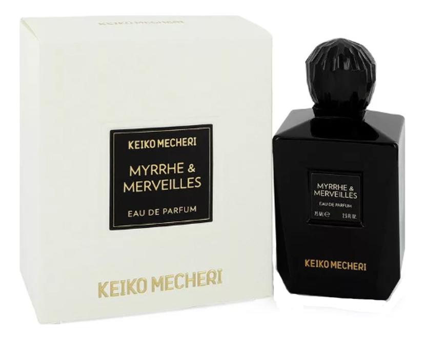 Myrrhe & Merveilles: парфюмерная вода 75мл, Myrrhe & Merveilles, Keiko Mecheri  - Купить