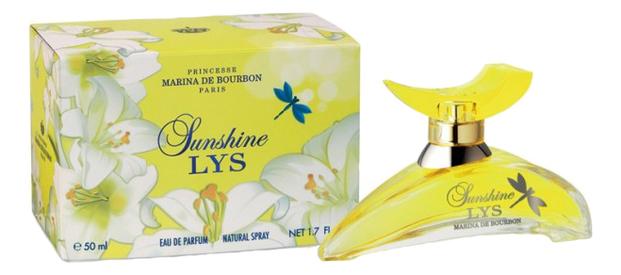 Lys Sunshine: парфюмерная вода 50мл недорого
