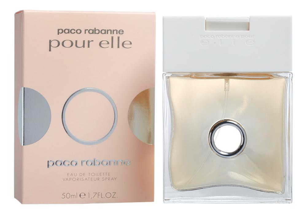 Купить Pour Elle: туалетная вода 50мл, Paco Rabanne