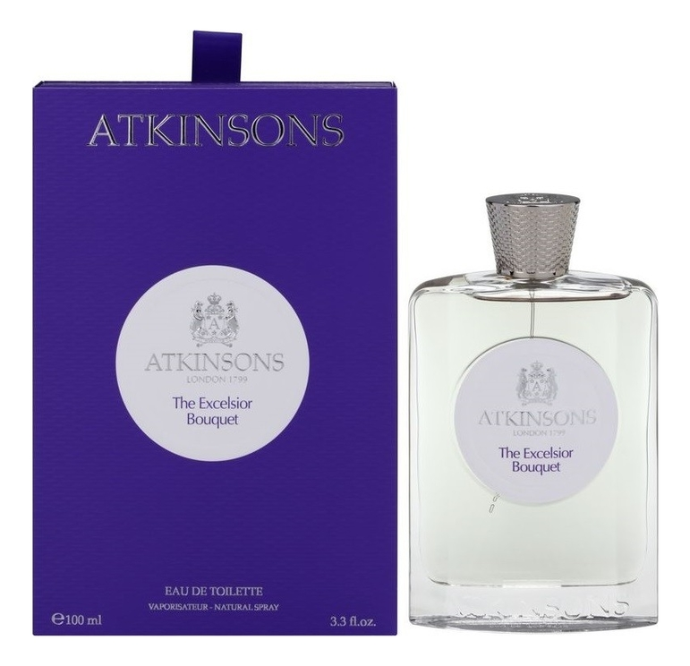 Atkinsons The Excelsior Bouquet: туалетная вода 100мл atkinsons the british bouquet туалетная вода 50мл