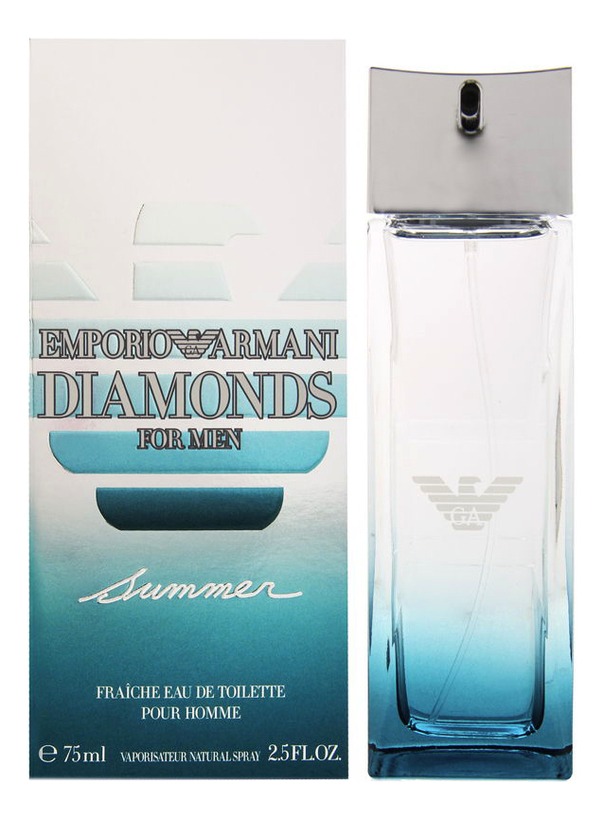 Armani Emporio Diamonds for Men Summer: туалетная вода 75мл