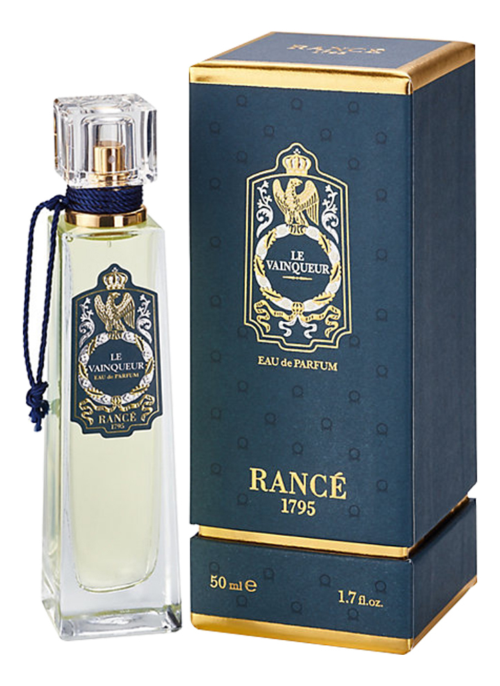 Купить Le Vainqueur: парфюмерная вода 50мл, Rance