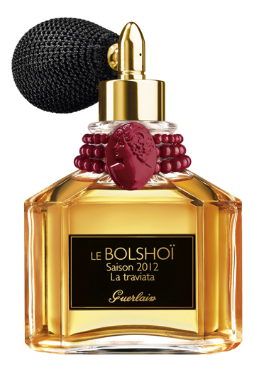 Le Bolshoi Saison 2012 La Traviata: парфюмерная вода 60мл