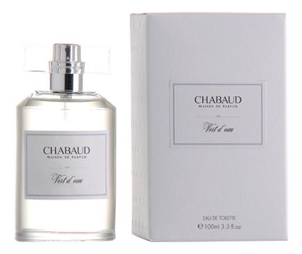 Купить Vert d'Eau: туалетная вода 100мл, Chabaud Maison de Parfum