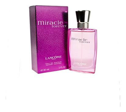 Купить Miracle Forever: парфюмерная вода 30мл, Lancome