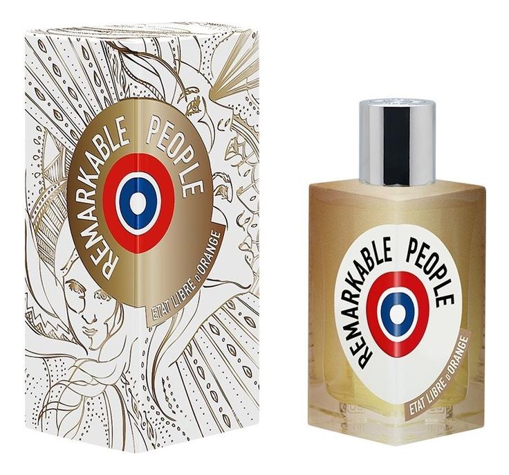 Etat Libre D`Orange Remarkable People: парфюмерная вода 100мл etat libre d orange you or someone like you парфюмерная вода 30мл
