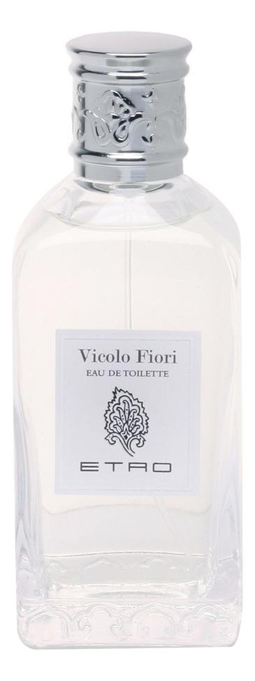 Etro Vicolo Fiori: туалетная вода 100мл тестер etro ambra туалетная вода 100мл