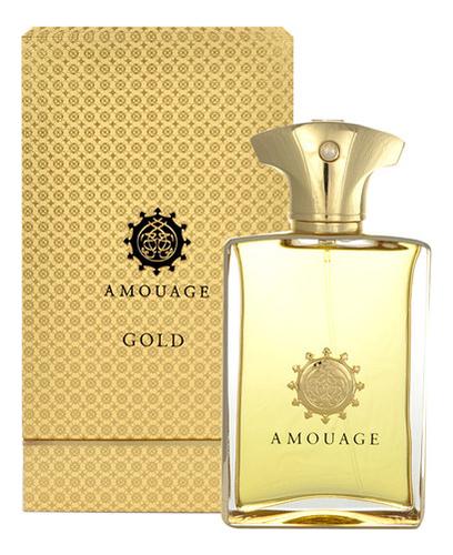 Amouage Gold For Men: парфюмерная вода 50мл