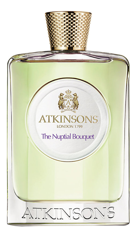Atkinsons The Nuptial Bouquet: туалетная вода 2мл atkinsons the british bouquet туалетная вода 50мл