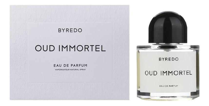 Фото - Oud Immortel: парфюмерная вода 50мл fantastic oud парфюмерная вода 50мл