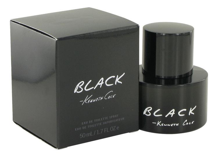 Black for men: туалетная вода 50мл недорого