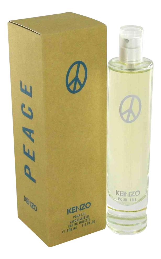 Time For Peace Pour Lui: туалетная вода 100мл недорого