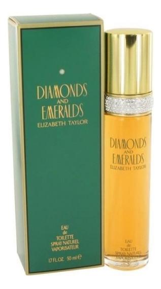 Фото - Diamonds and Emeralds: туалетная вода 50мл emporio diamonds rose туалетная вода 50мл тестер