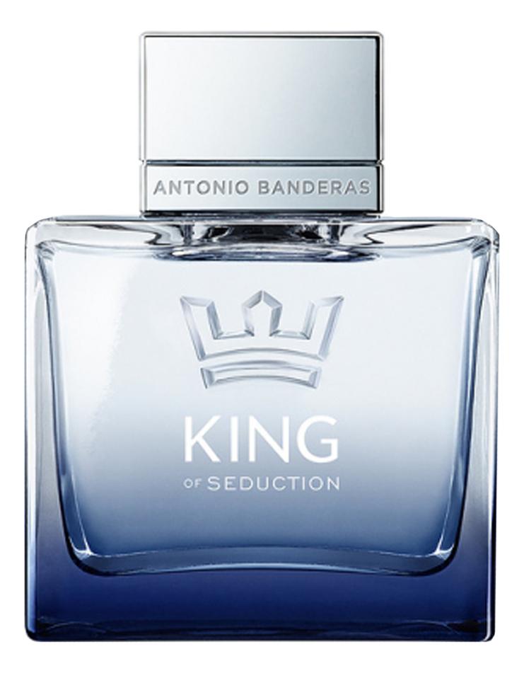 Antonio Banderas King Of Seduction: туалетная вода 30мл туалетная вода antonio banderas queen of seduction women edt 50 мл женская