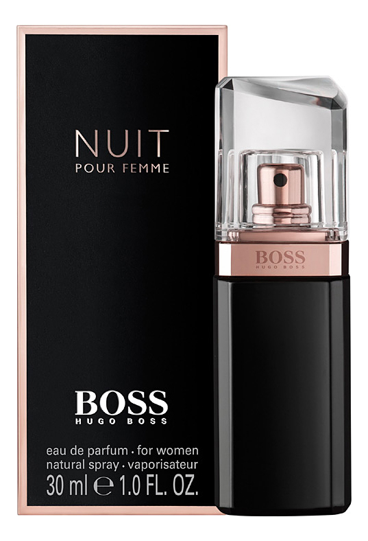 Boss Nuit Pour Femme: парфюмерная вода 30мл boss nuit pour femme парфюмерная вода 30мл