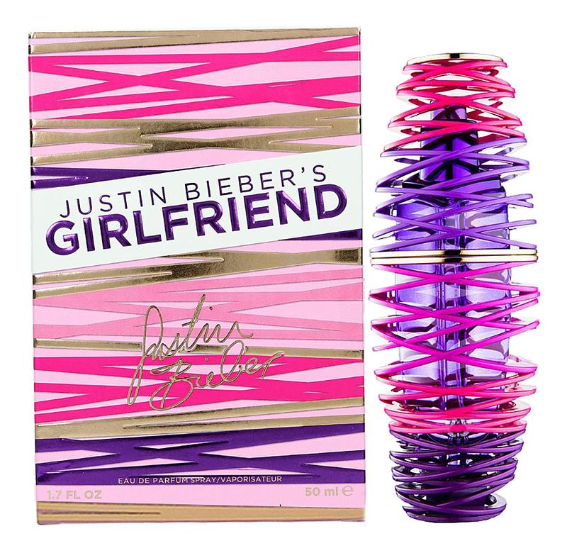 Justin Bieber Girlfriend: парфюмерная вода 50мл