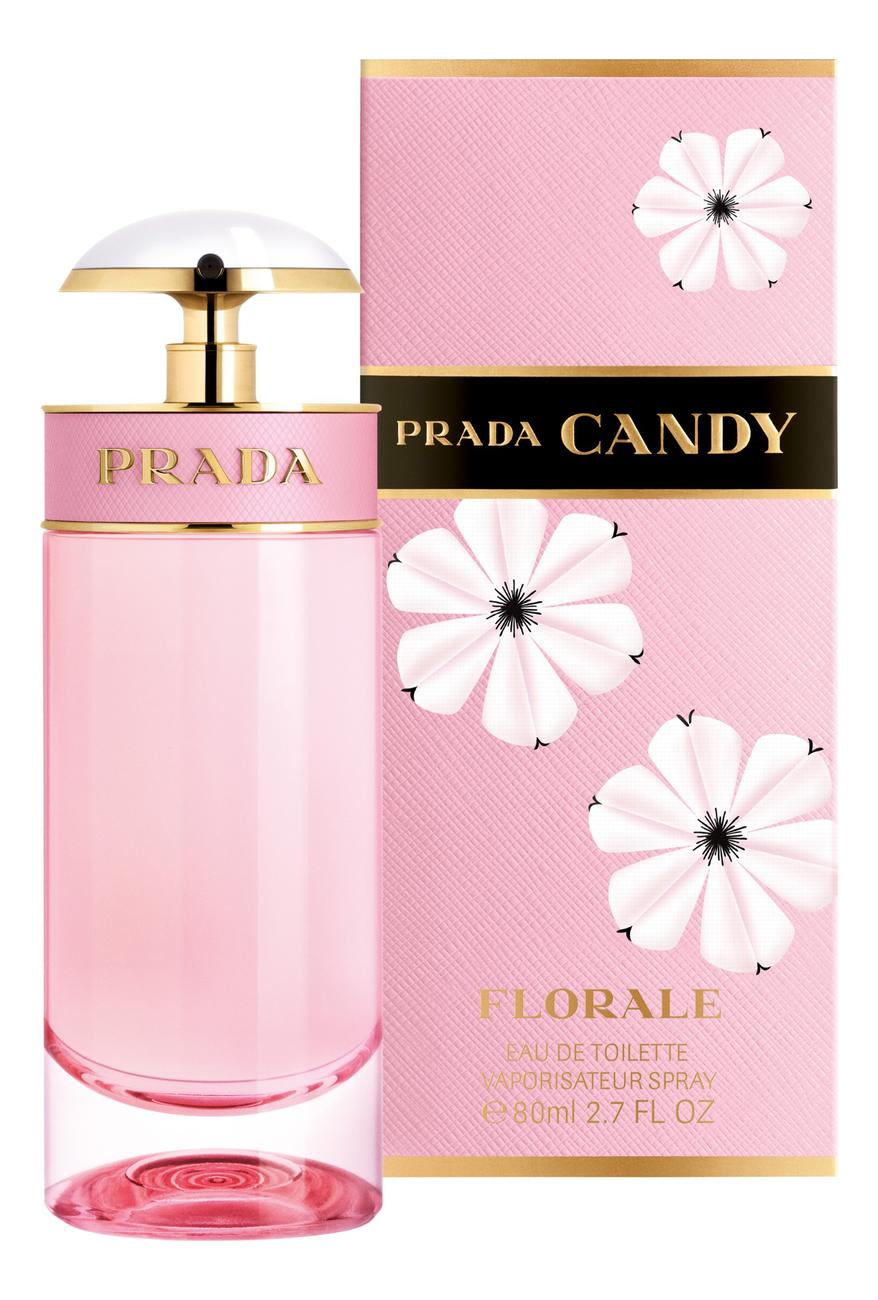 Prada Candy Florale: туалетная вода 80мл prada candy florale туалетная вода 30мл