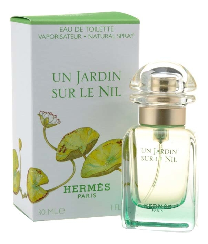 Hermes Un Jardin Sur le Nil: туалетная вода 30мл hermes un jardin sur le nil туалетная вода 15мл