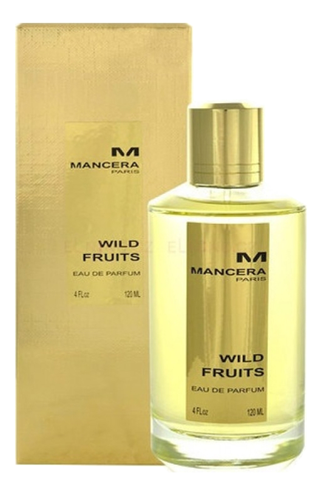 Купить Wild Fruits: парфюмерная вода 120мл, Mancera