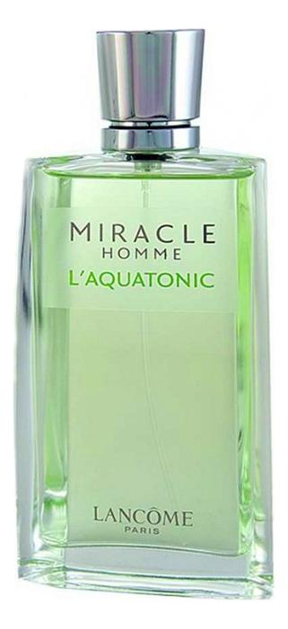 Lancome Miracle L'Aquatonic: туалетная вода 125мл тестер lancome o de lancome туалетная вода 125мл