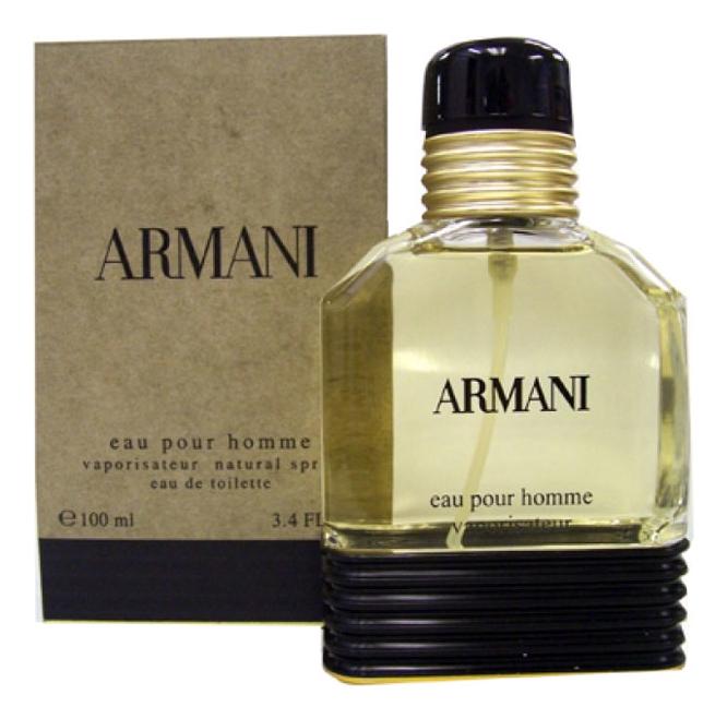 Eau Pour Homme Винтаж: туалетная вода 100мл, Giorgio Armani  - Купить