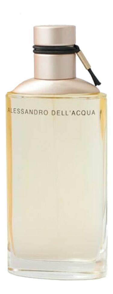 Alessandro Dell` Acqua: туалетная вода 50мл топ alessandro dell acqua alessandro dell acqua al056ewarjf3