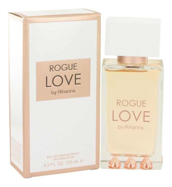 Купить Rihanna Rogue Love: парфюмерная вода 125мл
