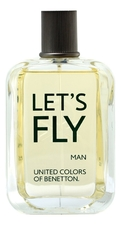 Benetton  Let's Fly