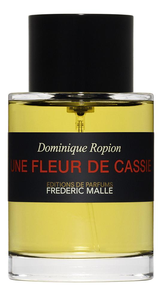 Frederic Malle Une Fleur de Cassie: парфюмерная вода 100мл тестер frederic malle bois dorage туалетные духи тестер 100 мл
