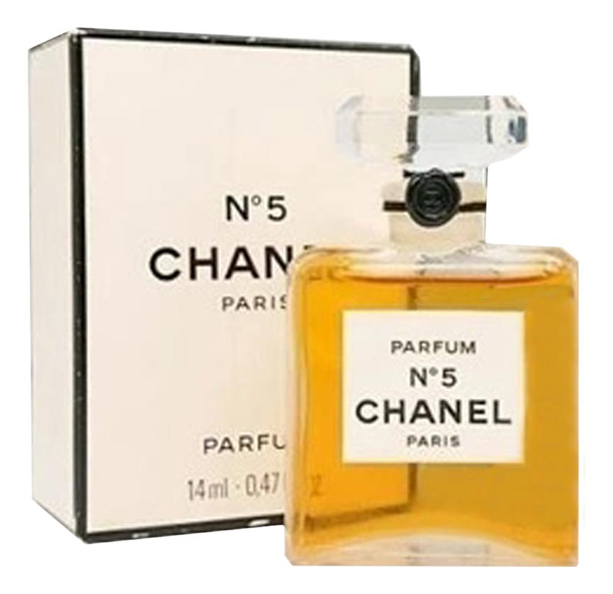 Chanel No5 Parfum Винтаж: духи 14мл