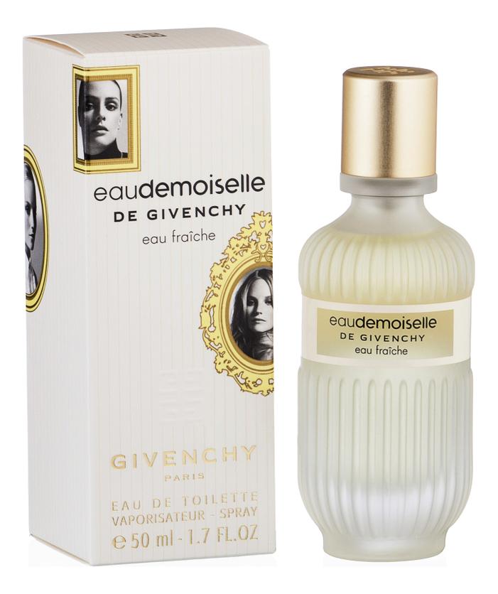 Givenchy Eaudemoiselle Eau Fraiche: туалетная вода 50мл versace eau fraiche туалетная вода 30 мл