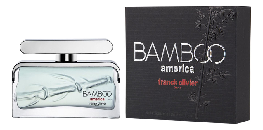 Купить Franck Olivier Bamboo America: туалетная вода 50мл