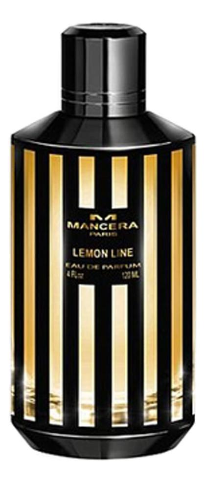 Купить Lemon Line: парфюмерная вода 8мл, Mancera