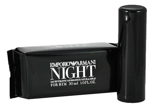 цена Armani Emporio Night For Him: туалетная вода 30мл онлайн в 2017 году