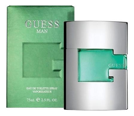 Guess Man: туалетная вода 75мл