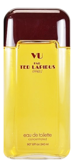 Ted Lapidus Vu par Ted Lapidus: духи 3,5мл ted lapidus vu par ted lapidus туалетная вода 240мл тестер
