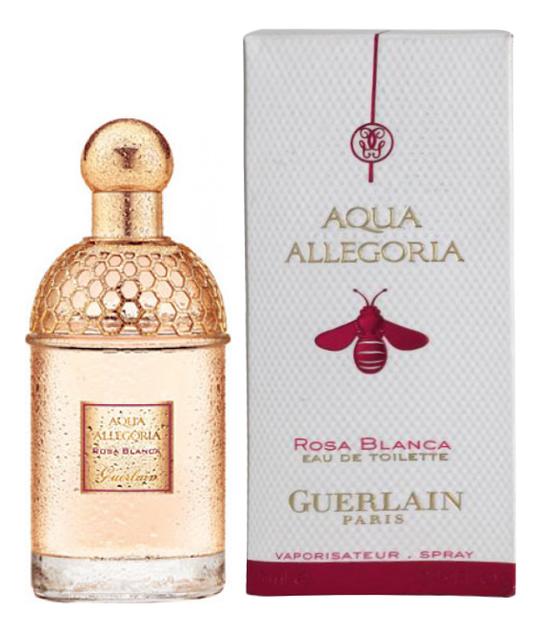 Aqua Allegoria Rosa Blanca: туалетная вода 75мл aqua allegoria limon verde туалетная вода 75мл
