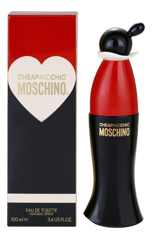 Moschino Cheap and Chic: туалетная вода 100мл